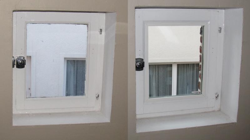 remplacement du simple vitrage en double vitrage 24mm. Black Bedroom Furniture Sets. Home Design Ideas