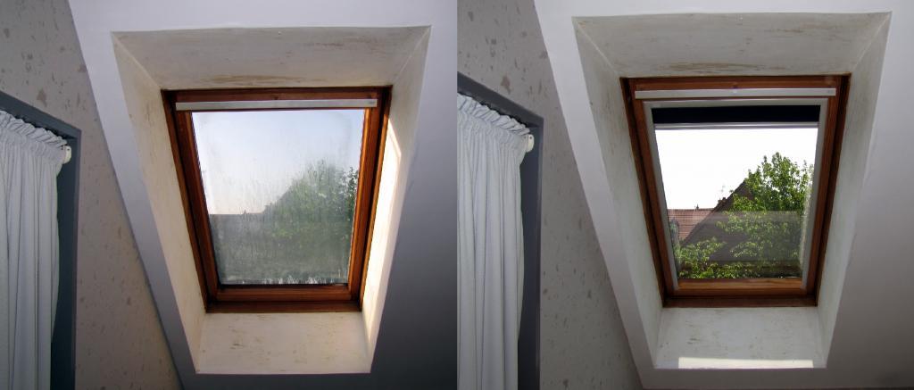 Remplacement du double vitrage par du 24mm for Vitrage velux ggl 1