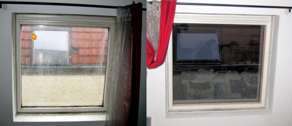 remplacement du double vitrage par du 24mm. Black Bedroom Furniture Sets. Home Design Ideas