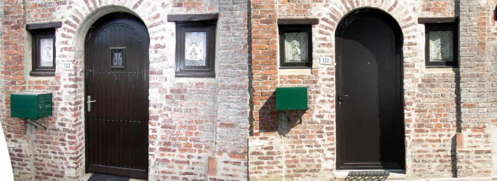 Remplacement d une porte de service for Porte fenetre kommerling